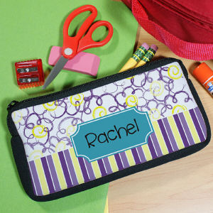 Personalized Pencil Case for Girls U67517