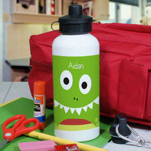 Personalized Dinosaur Water Bottle