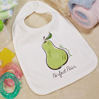 The Perfect Pair Personalized Baby Bib