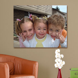 Picture Perfect Photo 18 x 24 Canvas