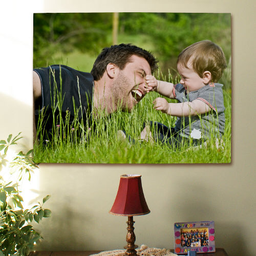 Picture Perfect Photo Canvas | Personalized Photo Gift