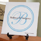 Wedding Personalized Canvas Wall Art
