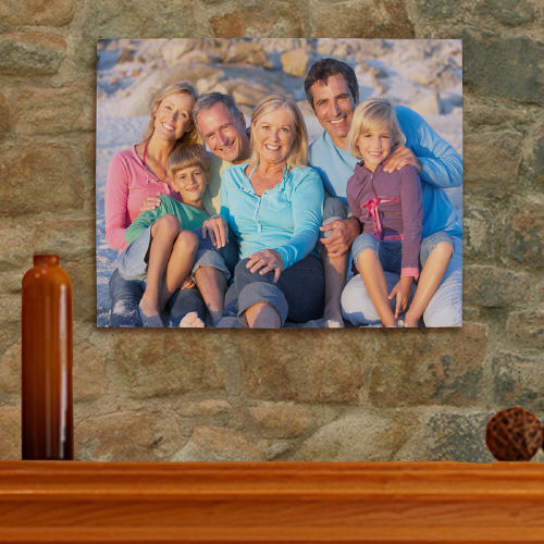 Picture Perfect Vacation Photo Canvas 914327X