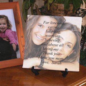Personalized Thank You Photo Canvas