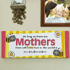 As Long As Their Are Mothers Wall Canvas