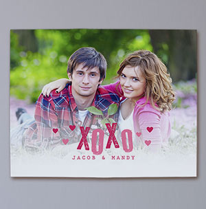 Personalized Couples Photo Canvas 918218X