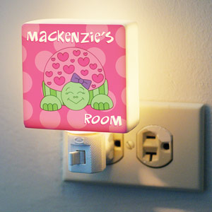 Personalized Turtle Night Light U392811