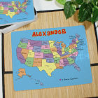 Personalized United States Puzzle 640713