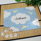 Personalized Paper Airplanes Jigsaw Puzzle