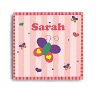 Beautiful Butterfly Personalized Wall Canvas 9114094