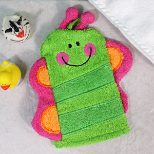 Butterfly Wash Mitt