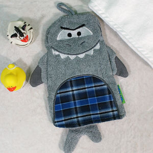 Shark Wash Mitt