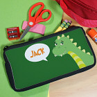 Personalized Dinosaur Pencil Case U29877