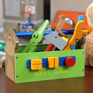 Personalized Kids Tool Set