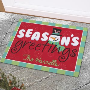 Winter Welcome Doormat 83180137X
