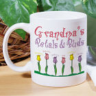 Petals & Buds Coffee Mug