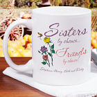Sisters by Chance Ceramic Coffee Mug