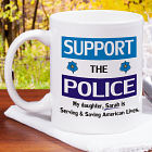 Support the Police Coffee Mug
