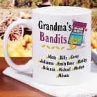 Gambling Bandits Coffee Mug