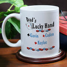 Lucky Hand Coffee Mug
