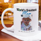 World's Greatest Personalized Photo Coffee Mug