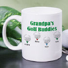 Golf Buddies Coffee Mug