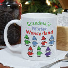 Winter Wonderland Personalized Mug