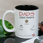 Personalized First Mates Ceramic Coffee Mug 259320X