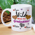 Wild About My... Personalized Coffee Mug