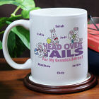 Head Over Tails Coffee Mug