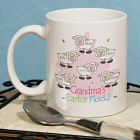 Easter Flock Coffee Mug