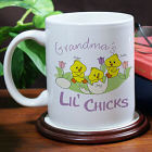 Lil' Chicks Coffee Mug