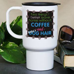 Personalized Dog Lover Mug