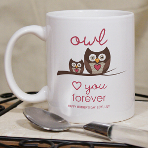 Personalized Love You Forever Mug