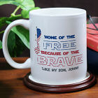 Home of the Free Coffee Mug