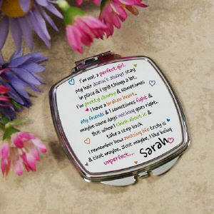 Unperfect Personalized Compact Mirror