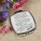 Unperfect Personalized Compact Mirror 429759