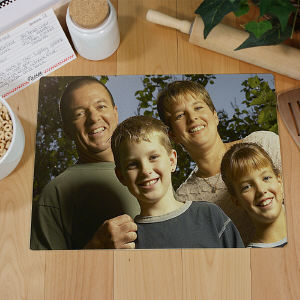 Custom Photo Cutting Board