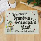 Personalized Welcome Cutting Board