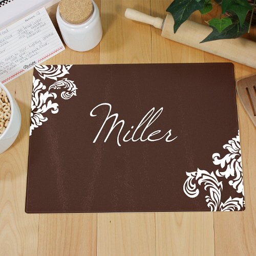 Personalized Family Welcome Cutting Board | Personalized Cutting Board
