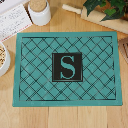 Monogram Cutting Board | Best Housewarming Gifts