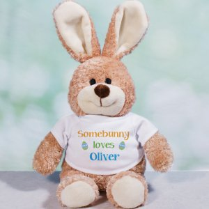 Personalized Easter Bunny 868238X