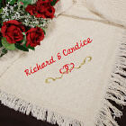 Personalized Wedding Afghan