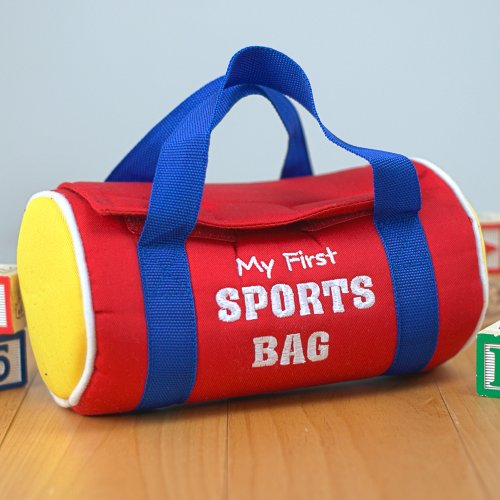 Personalized My First Sports Bag E0008