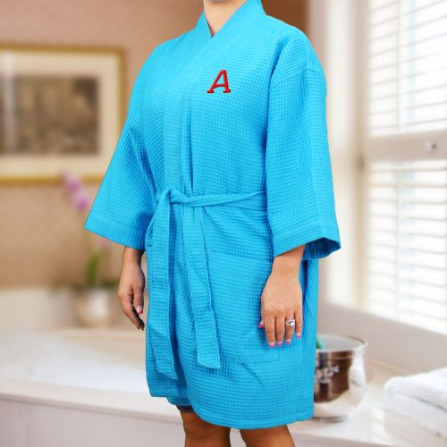 Embroidered Initial Robe | Monogrammed Robes