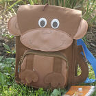 Personalized Monkey Snack Bag G00704SJ