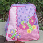 Personalized Butterfly Backpack
