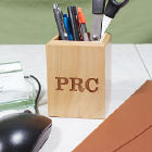 Personalized Pen and Pencil Desk Holder