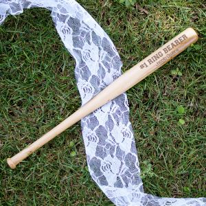 Engraved Mini Baseball Bat | Personalized Kids Gifts