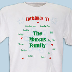 Christmas Family Reunion T-shirt